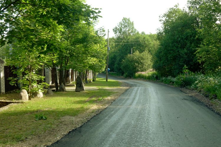 Polianka Village